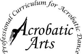 Acrobatic Art class in Consett, Co Durham