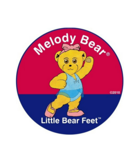 Melody Bear dance class for pre-school children in Consett and Lanchester